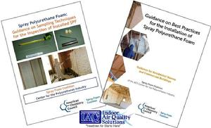 #IAQS SPF Spray Foam Insulation Inspections #SPF, Indoor Air Quality Solutions